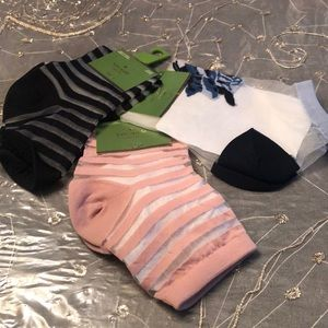 Bundle of Kate Spade Socks
